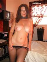 Nude mexican mother in stockings