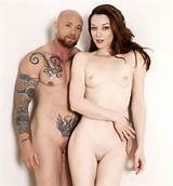 Stoya and Buck Angel.