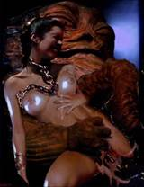 Princess Leia - Star Whore -