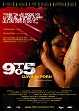 Filmplakat: 9 to 5: Days in Porn (2008)