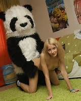 Sveta - Panda bear in sex toy porn video [PandaFuck|WTFPass] (2011/HD ...