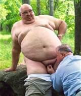 Fat old men in woods. I hope the bears kill em!