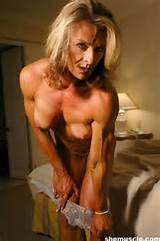 Mature Sandra BlackieMore Naked Female Bodybuilders