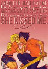 Percy Jackson And Annabeth Chase Camp Halfblood Pinterest